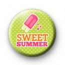 Sweet Summer Badge