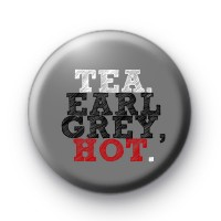 Tea Earl Grey Hot badge