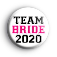 Team Bride Custom Badge