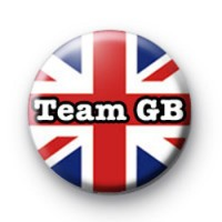 Union Jack Team GB Badges
