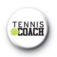 Tennis Coach Badge