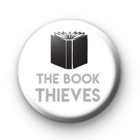 Custom The Book Thieves Badge