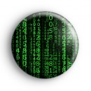 The Matrix Binary Badge