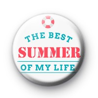 The Best Summer of My Life Badge