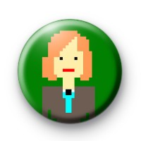 The IT Crowd Jen badge