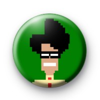 Maurice Moss The IT Crowd 1 badge