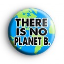 There is no Planet B Badge
