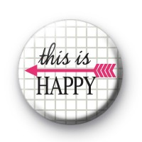 This is HAPPY Badge