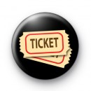 Movie Ticket Button Badge
