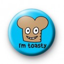 Im Toasty Badges