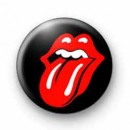 Tongue and Lips badges