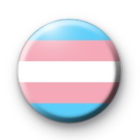 Transgender Pride Flag Badge