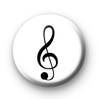 Treble Clef Badges