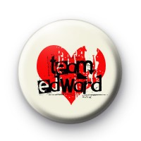 Twilight Team Edward Cullen Badges