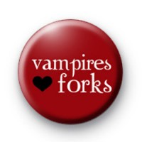 Vampires - Forks badge