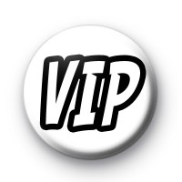 VIP Pin Badges