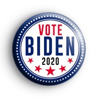 Vote Biden 2020 US Election Badge