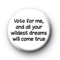 Vote for me badges