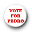 Vote for Pedro Badges