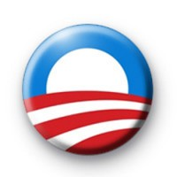 Barack Obama badges