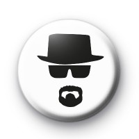 HEISENBERG Walter White Badge
