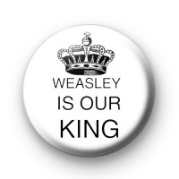 Ron Weasley Is Our KING Badges thumbnail