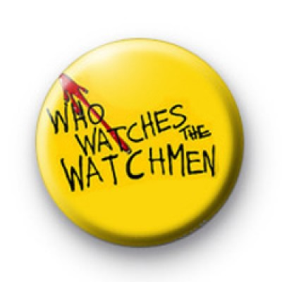 Who watches the Watchmen 3 badge
