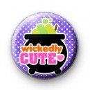 Wickedly Cute Button Badges