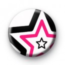 Off Centre Star Badges