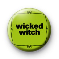 Wicked Witch Green Badge