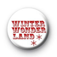 Winter Wonderland Badge