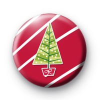 Winter Xmas Badge