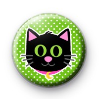 Witches Best Friend Button Badges