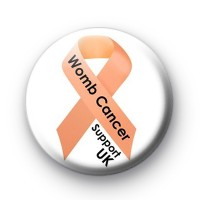 Womb Cancer Support Badge