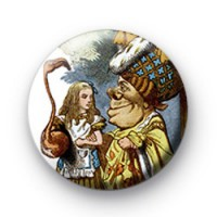 Alice In wonderland 1 badges