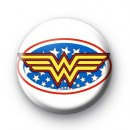 Wonder Woman Logo Badges