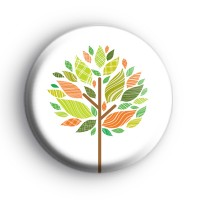 Beautiful Tree Badge