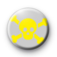 Yellow Skull Badges