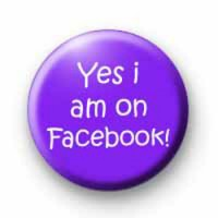 Yes I am on Facebook badges