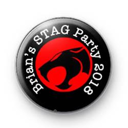Custom Thundercats Stag Badges