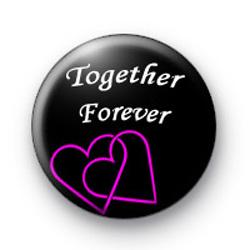 Together Forever badges