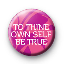 Be True badge