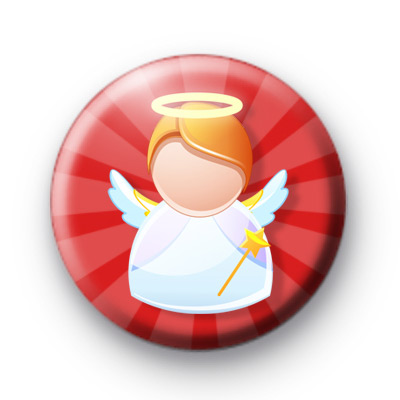 Toy Angel Badge