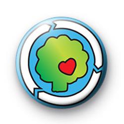 Love Tree Heart Badges