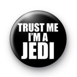 Trust Me Im a Jedi Badge
