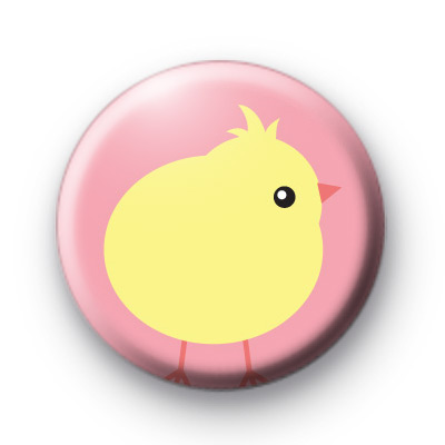 Tweet Yellow Chick Badges