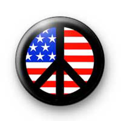 USA Peace 1 badges