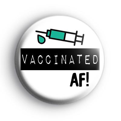 Vaccinated AF Badge