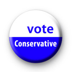 Vote Conservative Blue Badges