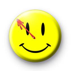 Watchmen Smiley Slashed badges